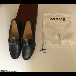 Bally MENS Black Loafers